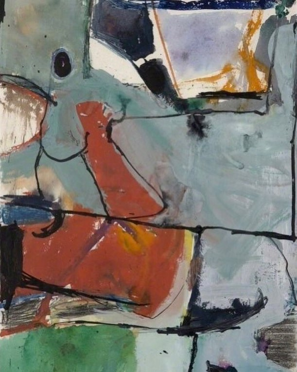 Get Inspired. #RichardDiebenkorn