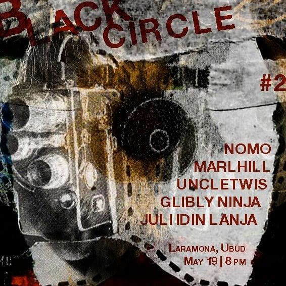 Black Cirlce Eperimental Noise Music • Tonight 19 May 2018 8pm - 11pm • Get a special for today get a jug of red or white sangria for only 210K all night long • #laramonaubud #laramonster #blackcircle #getdrunkonourfood #ubud #bali #restaurant #bar #speakeasy #dinner #dining #foodie #food #foodgasm #drinks #cocktail #ubudescape #holeinthewall #ubudsecret #ubudhood #BaliLocal #thebaliguideline #thebalibible #balilife #placetogo #thebaliadvisor #ubudnowandthen #beautifulcuisines #music #sangria