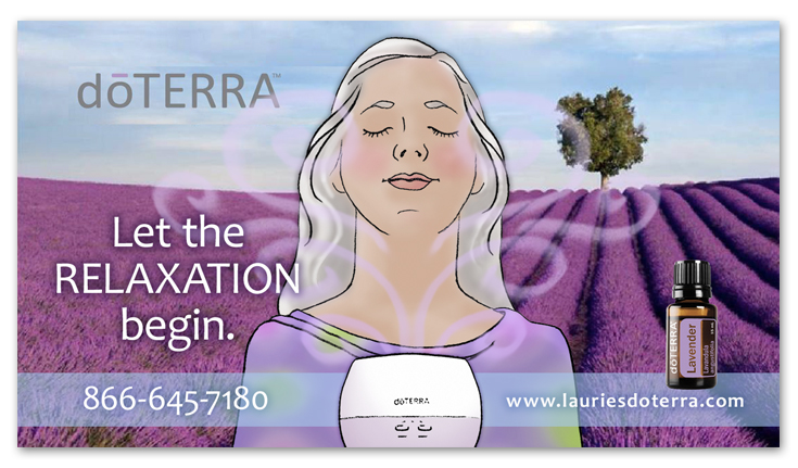 Essential Oil Banner Ad