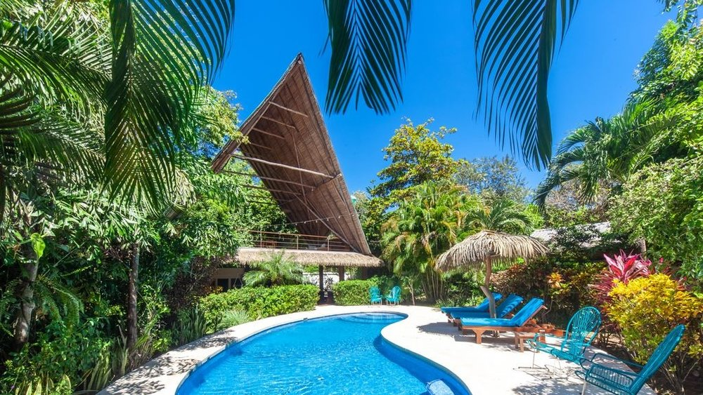 Join us for a full rundown at our private residence in  Costa Rica …