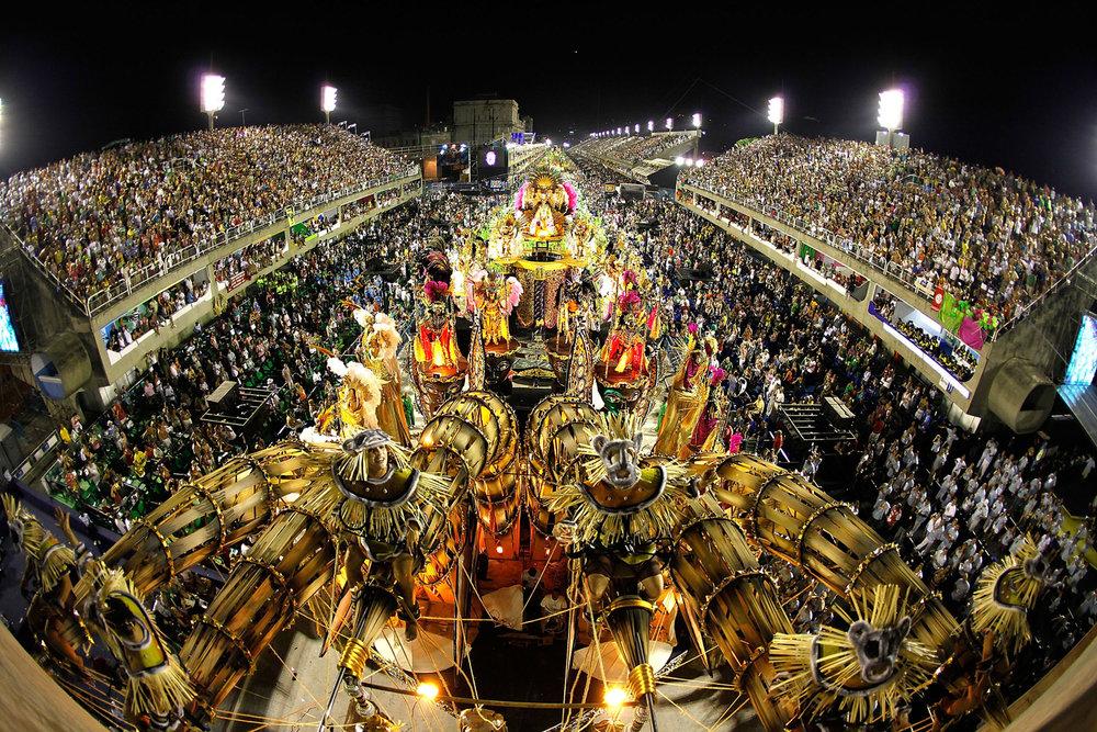 Carnaval - Brésil