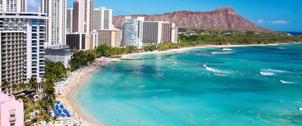 City Surf Hawaï