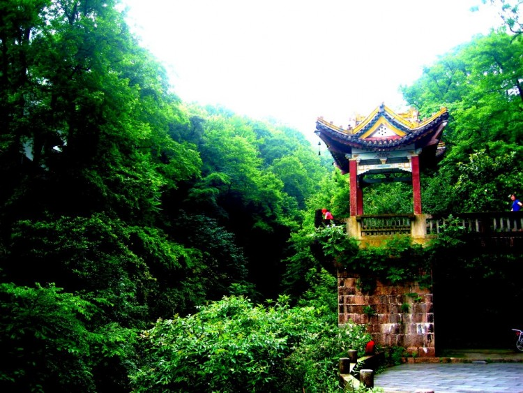 Temple - Chine