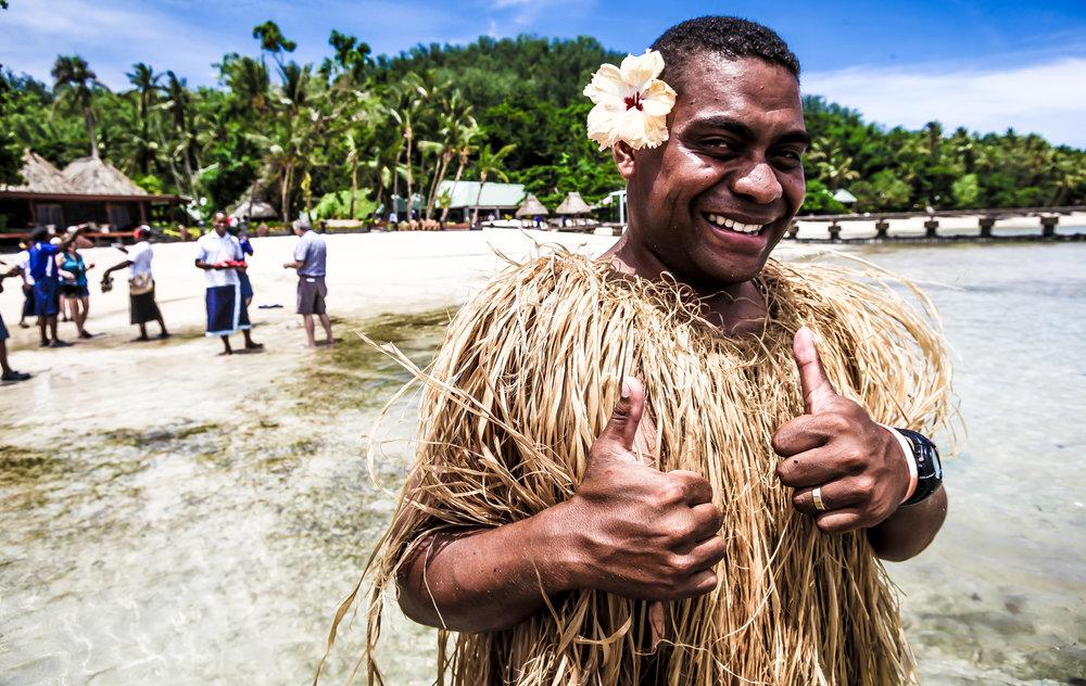Plage - Îles Fidji