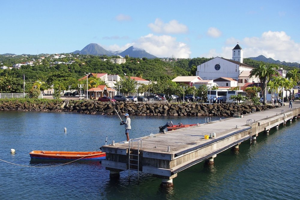 Port - Martinique