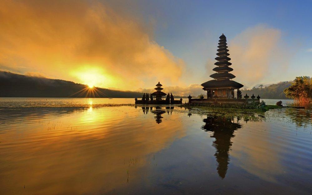 Temple - Indonésie