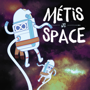 Logo for Métis in Space