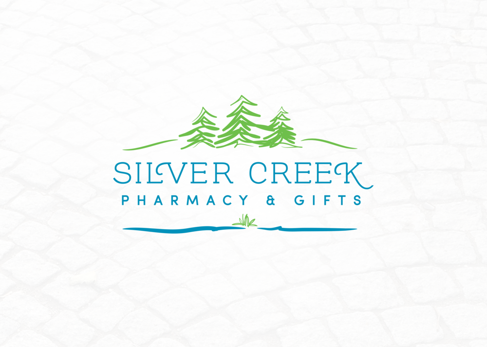 Silver Creek Pharmacy Logo