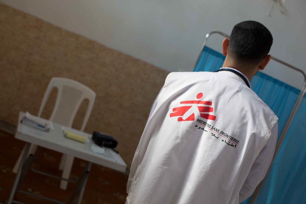 MSF Mobile clinics,Iraq 2014