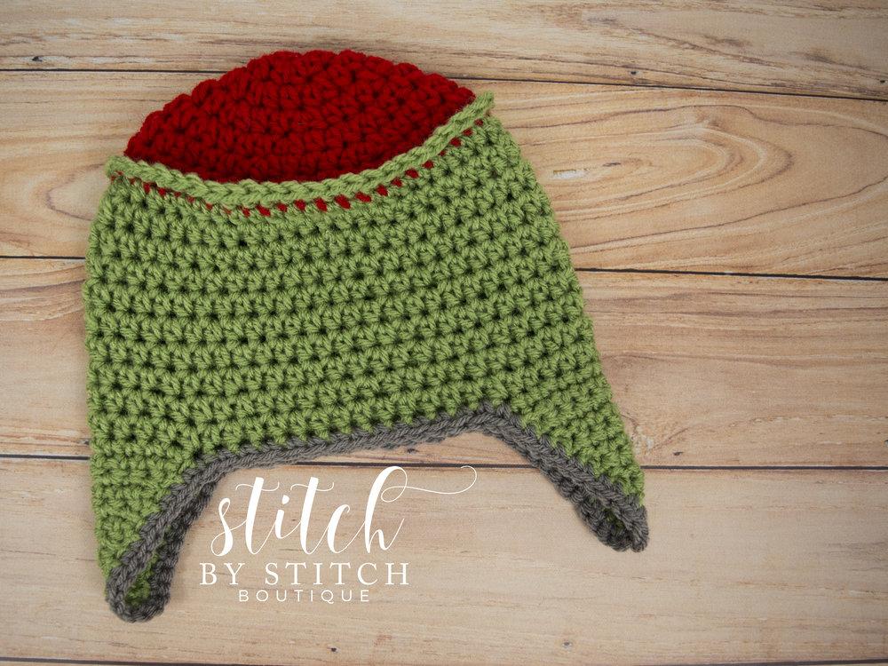 Free Crochet Zombie Hat Pattern