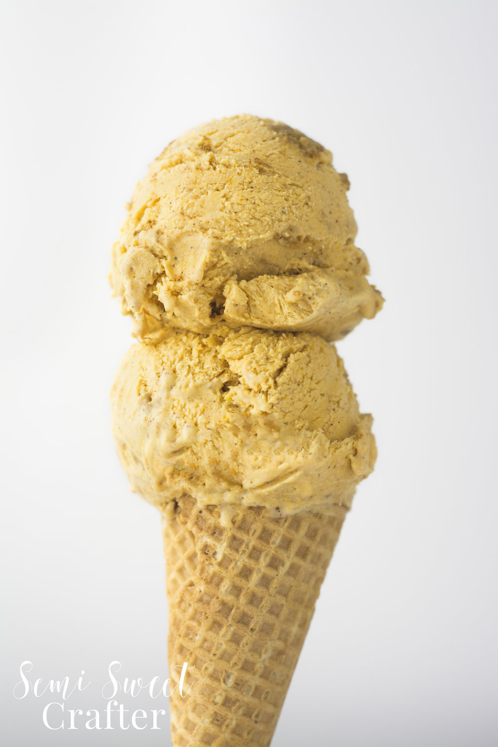 No Churn Pumpkin Pie Ice Cream Recipe