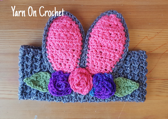Project made by: Yarn On Crochet