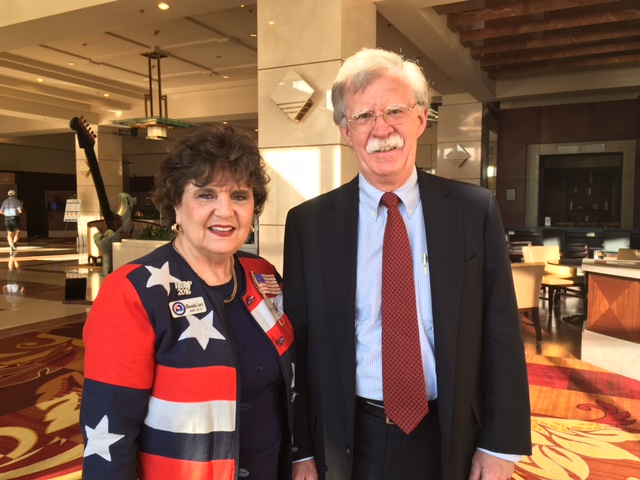 Incredible Ambassador John Bolton