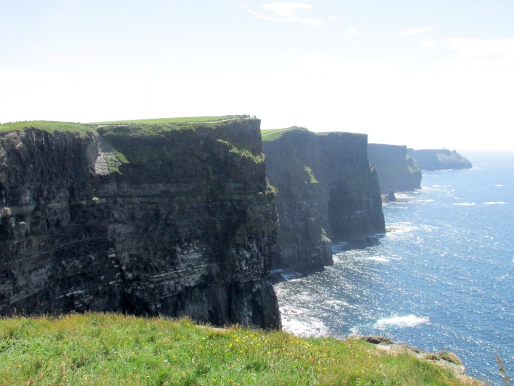 Cliffs of Moher (or Insanity, for your Princess Bride fans)