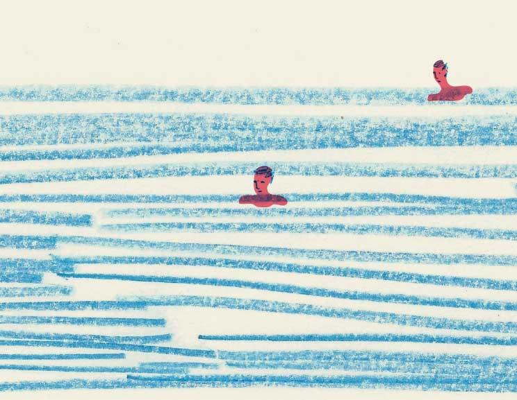 Swimmin , Rhona Garvin -  source