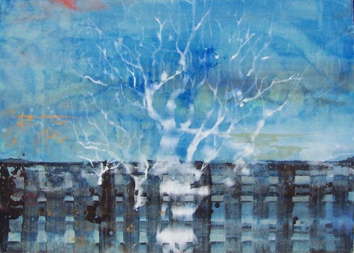 Isaiah Trees, 2009  by MAKOTO FUJIMURA