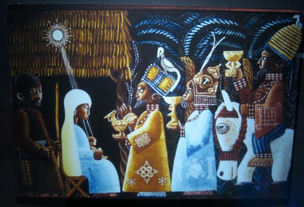 Father Kevin Carroll (Yoruba)