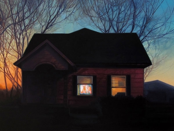 Nightscapes: Paintings by Sarah Williams (source)
