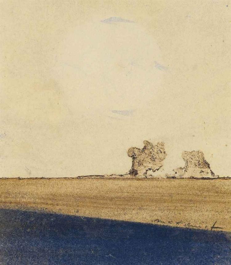 Friedensgelüste / Peace Cravings  by  Max Ernst ( source )