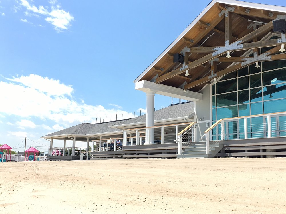 Penfield Pavilion re-opens after Sandy damage