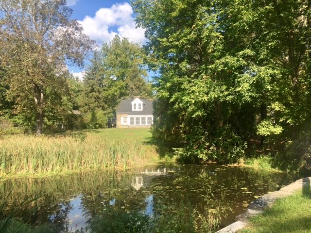 Mom & I visit Hyde Park, NY - FDR & Eleanor's homes