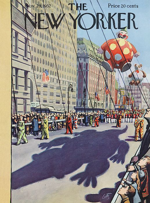 Arthur Getz, 1952