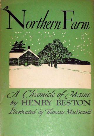 Northern Farm: A Chronicle of Main
