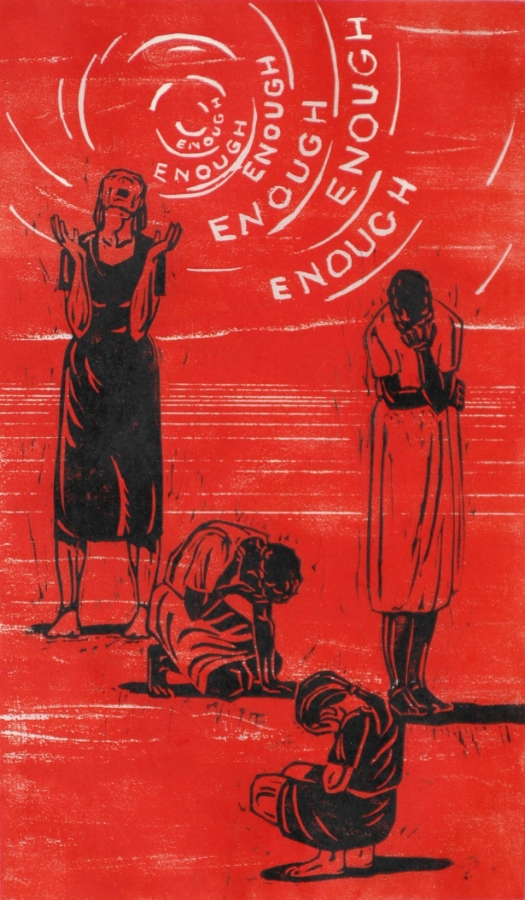 Enough  by Margaret Adams Parker ( source ) H/T: Art & Theology  blog