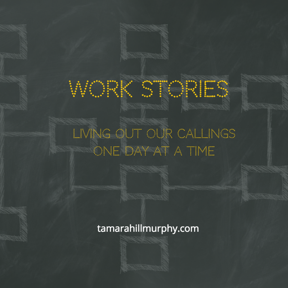 What about your calling? - What have you learned about yourself and your work as you navigate transitional seasons in your life?Let us know in the comments below!