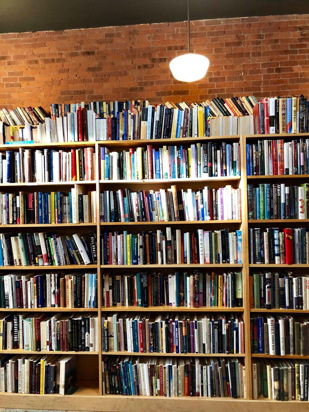 Book Trader Cafe