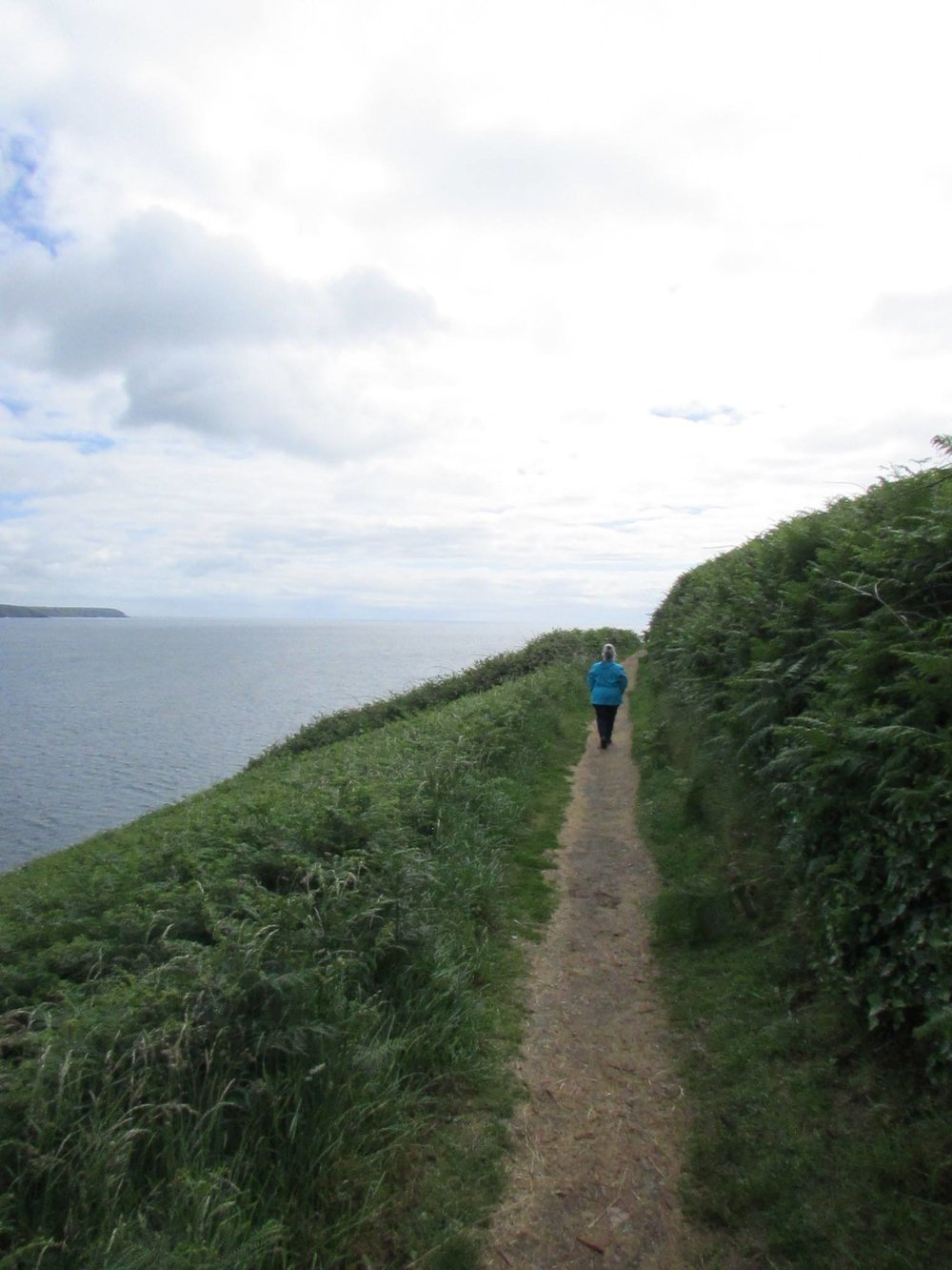 Summer 2016 - St. Declan's Way, Ardmore Peninsual, Co. Waterford, IRELAND