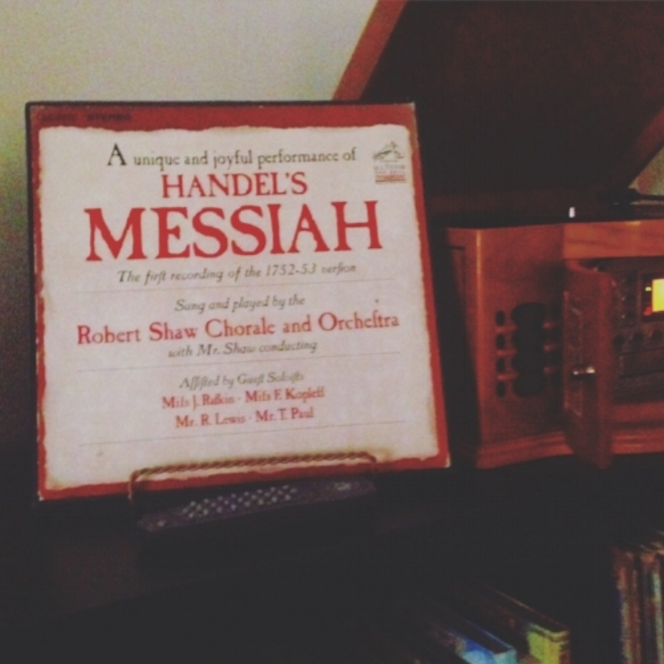 Listen - Attend a live performance or listen to a quality recording of Handel's Messiah.