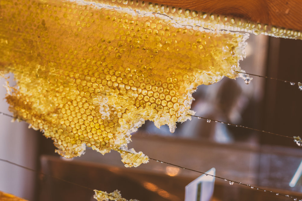 Taste - Add honey to your tea or toast today.