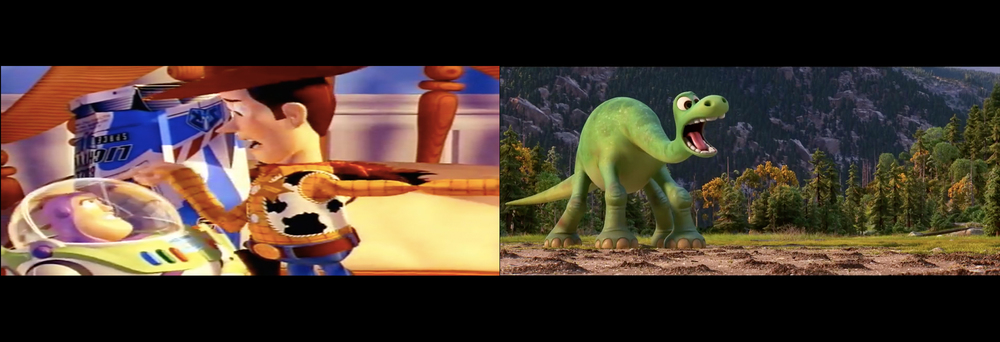 Animation has improved since Toy Story but audiences still love it