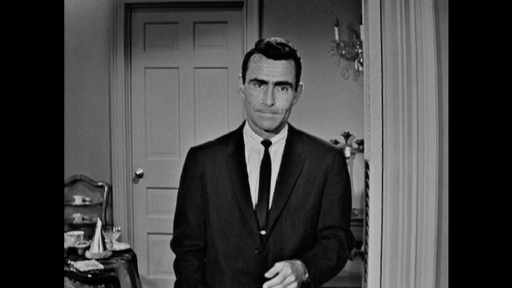 Serling's opening narration allows he audience to craft a realistic world