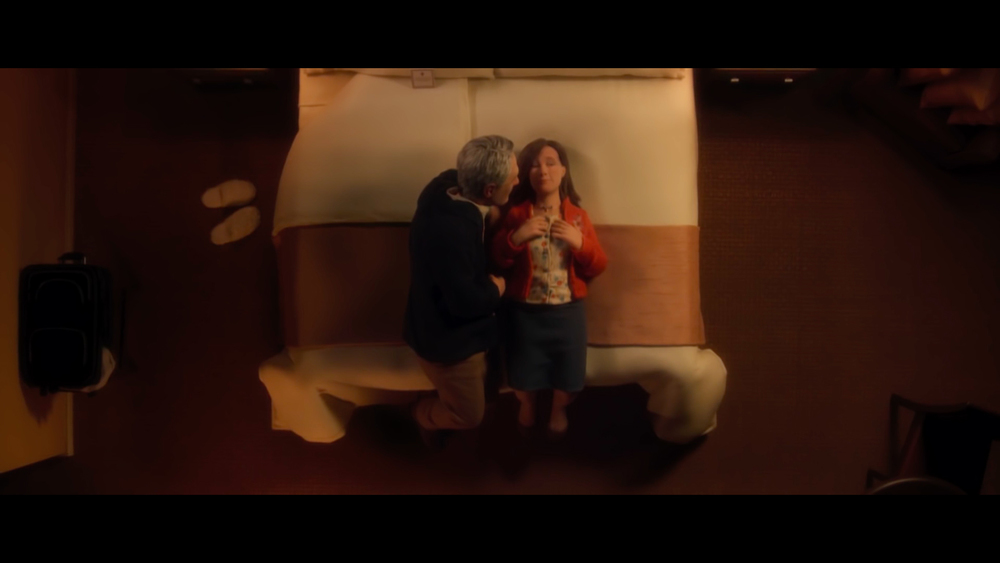 Anomalisa combines the two types of love stories most films tell
