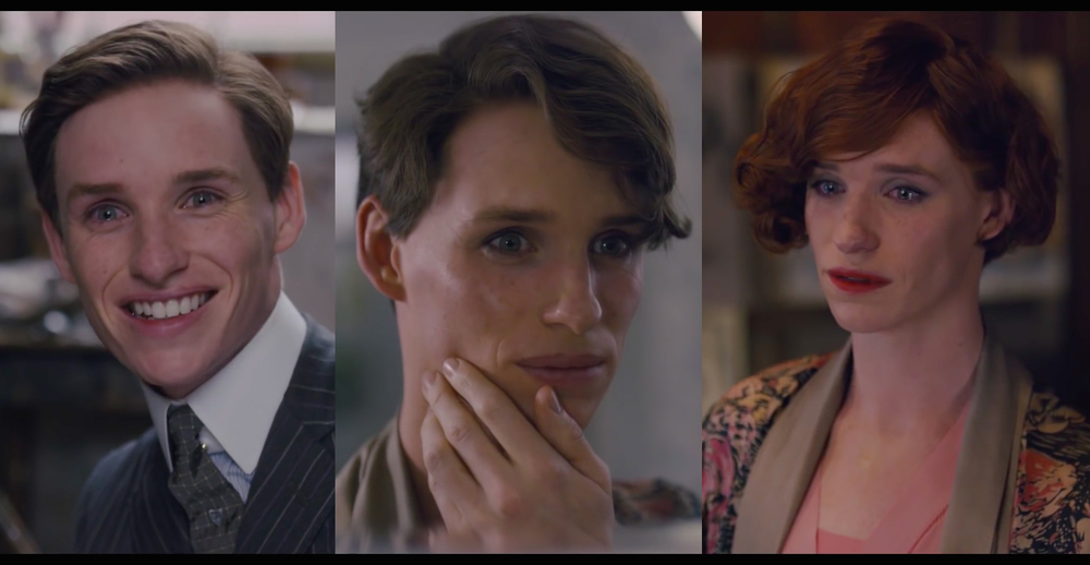 Redmayne's character changes throughout the film yet, he is always 100% believable