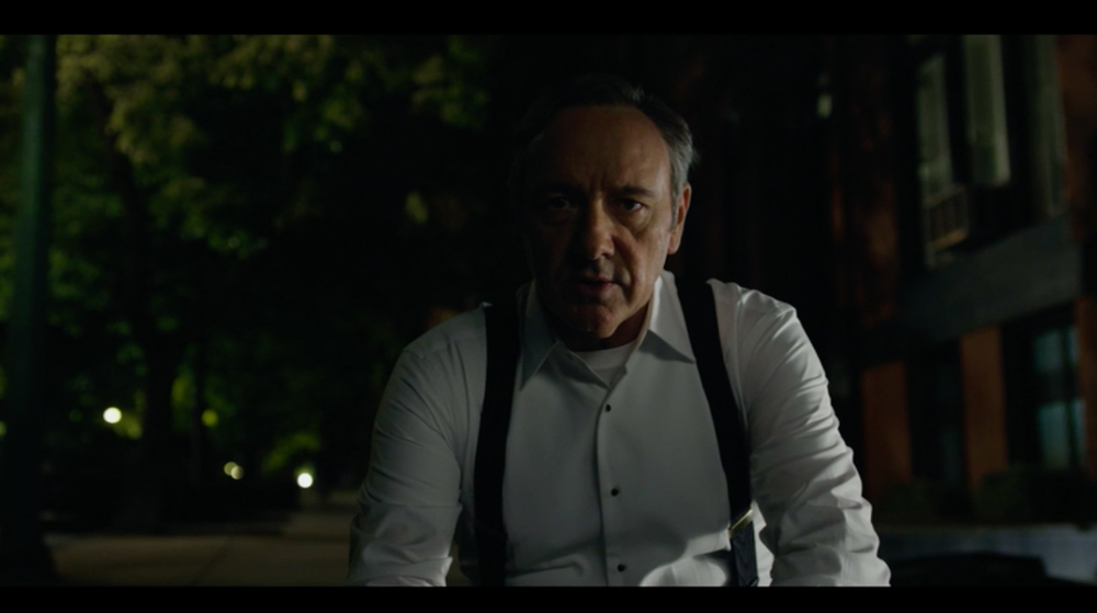 House of Cards can be condescend to one word: anti-hero
