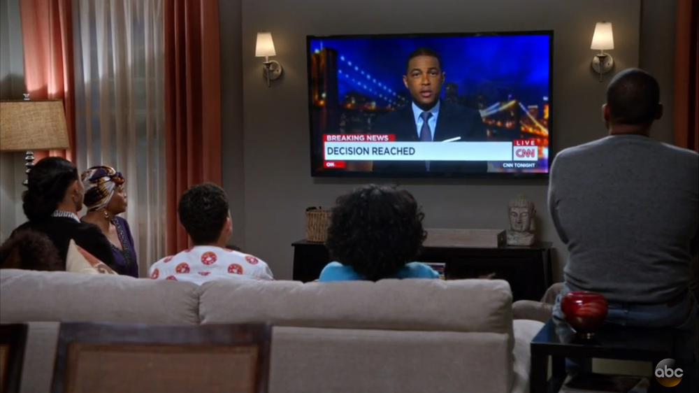 Blackish uses its place in society to discuss controversial race issues