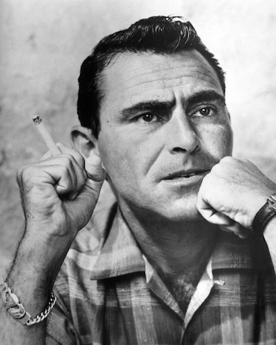 Rod Serling Discussion
