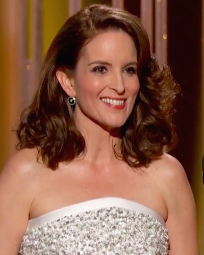 Tina Fey Discussion