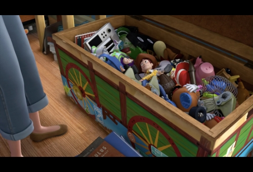 Pixar has created a chest full of lovable flawed characters