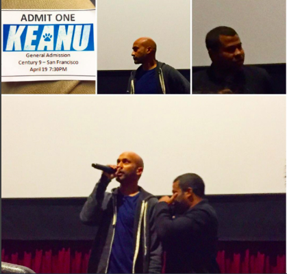 By seeing an early screening of  Keanu  with Key and Peele I could understand how their comedy could be adapted to film