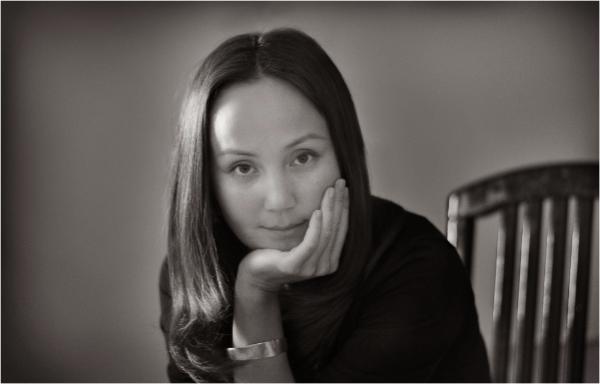 Filmmaker Elnura Osmonalieva