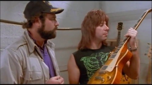 The mockumentary became mainstream when  This is Spinal Tap  come out