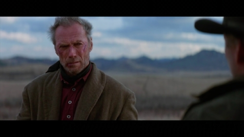 Eastwood's film  Unforgiven  reflects the shift American society was experiencing in 1992