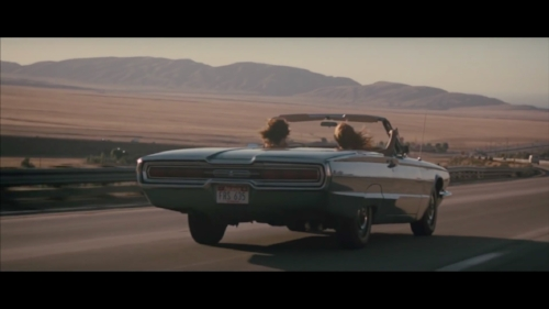 In a time when feminism was not at the forefront of cinema,  Thelma and Louise  was pushing the female agenda