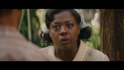 In addition to Washington, Viola Davis gives a tear-jerking performance