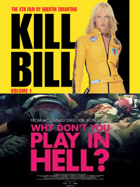 Kill Bill/Why Don't You Play in Hell