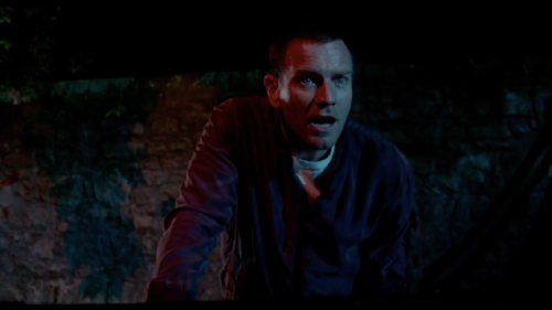 T2  relies on rehashing elements of  Trainspotting  and does not have any statement to make